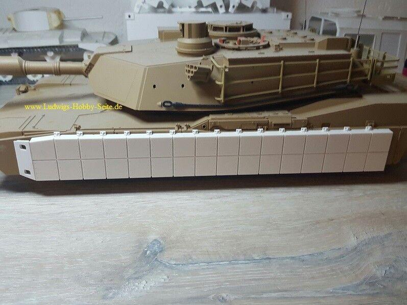 M1 Abrams tusk 1 Armor 1 16