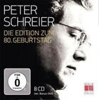 Peter Schreier: Die Edition zum 80. Geburtstag (CD, Sep-2015, Berlin Classics)