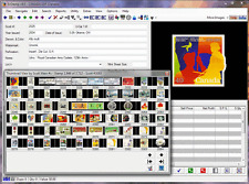 EzStamp CANADA 2016 Stamp Collecting Software SCOTT #'s, Catalog Your Collection