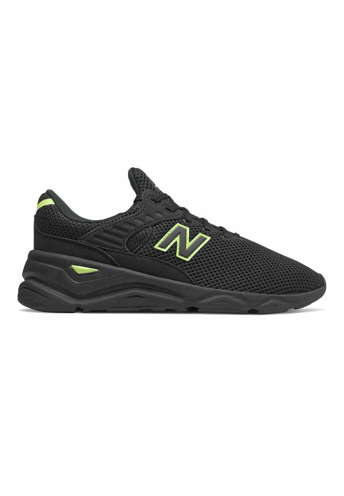 New Balance Sneaker Men Msx90sca Black bluee