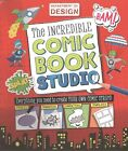The Incredible Comic Book Studio by Thomas Nelson (Spiral bound, 2016)