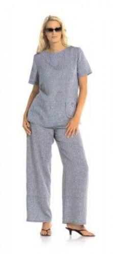 Veste /& Pan... BURDA femmes tailles plus facile sewing pattern 8108 Haut Décontracté