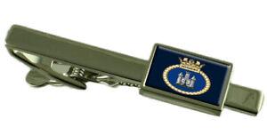 Marine Royale Hms Pembroke Pince à Cravate Gravé MrPAteyj-09163032-619795972