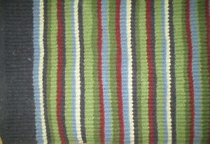 Pottery Barn Kids 3 X 5 Striped Wool Rug Ebay