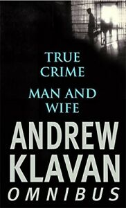 Very-Good-True-Crime-Man-And-Wife-AND-Man-and-Wife-Klavan-Andrew-Book