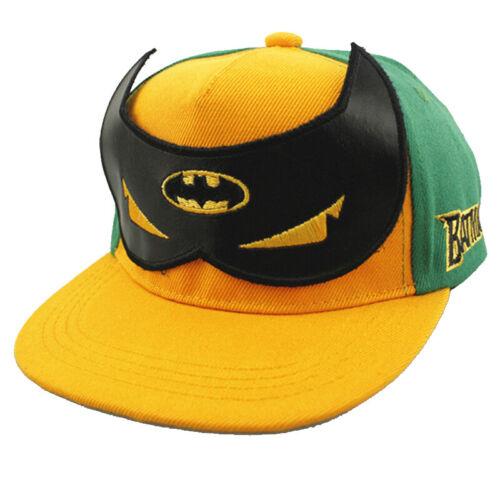 Toddler Kids Boys Girls Baseball Cap Snapback Hip-Hop Sun Visor Hat Adjustable