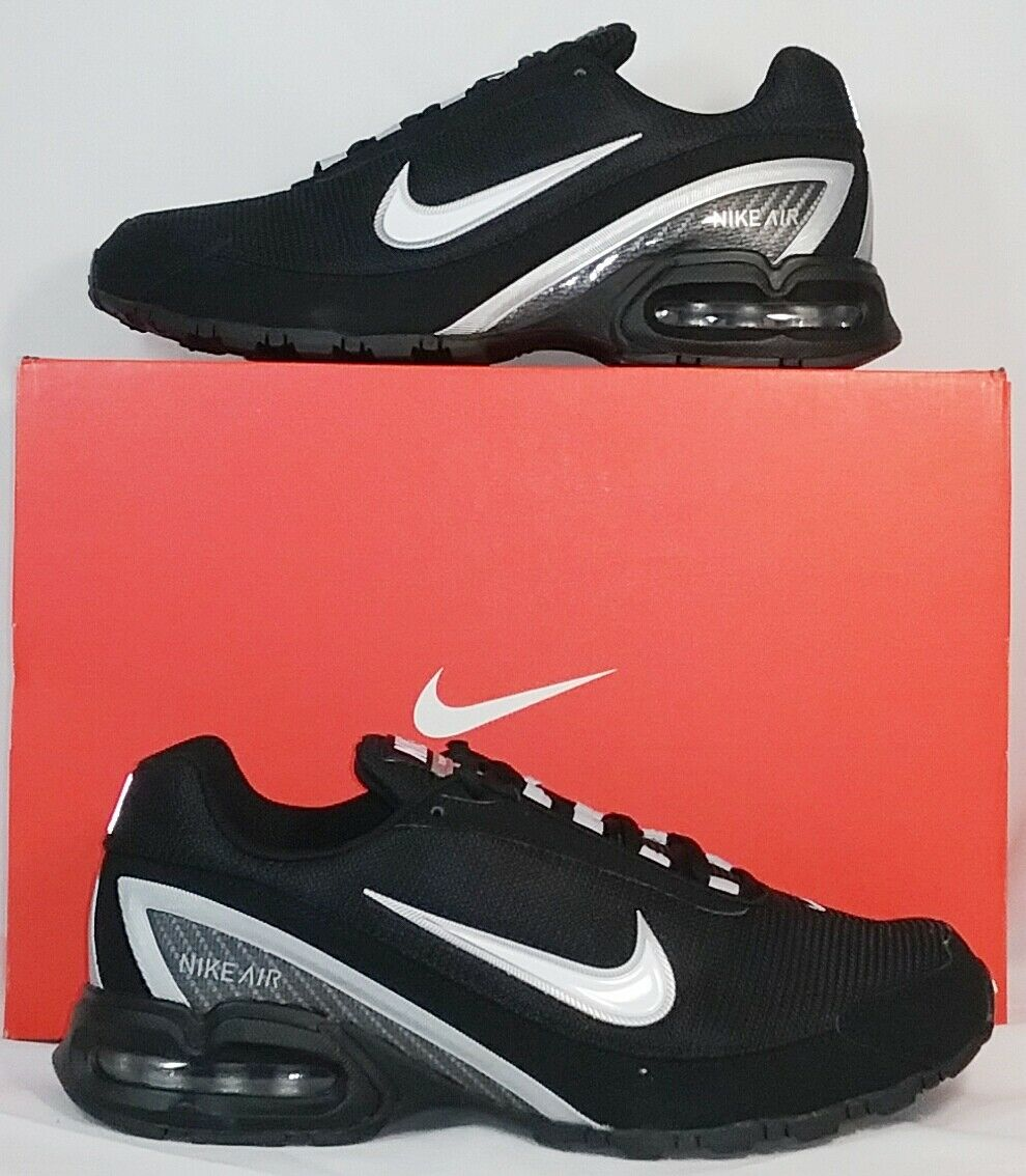 NIB NIKE Mens sz 10 AIR MAX TORCH 3 319116 011 BLACK WHITE RUNNING CASUAL SHOES