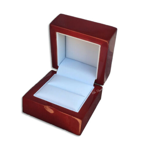 Details about  /Ring Gift Box Lux Ring Gift Box Engagement Ring Box HIGH Quality Wedding Box