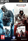 Assassin's Creed I and II Double Pack ( PC DVD ) 1 & 2 Assassins