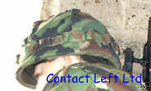"Kids /""Dpm Mimetico Esercito Replica Elmetto PARA SAS SWAT 1size"