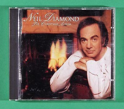 Neil Diamond - The Christmas Album (1992, CD) | eBay