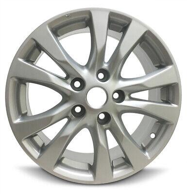 Aluminum Alloy Wheel Rim 17 Inch Fits 07-09 Nissan Altima 5 Spokes 5-114.3mm