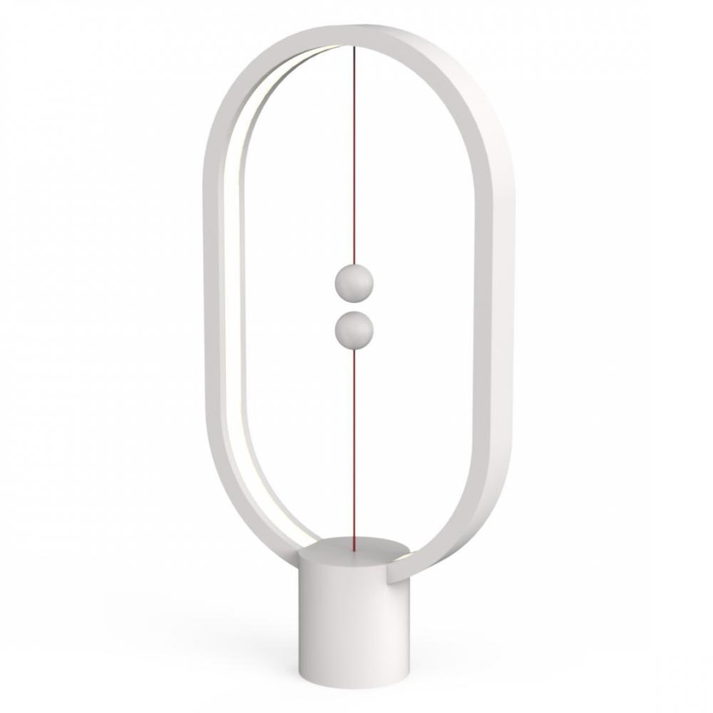 Heng - Design LED Lampe - Ausgefallene Leuchte für Wohnzimmer   Schlafzimmer mit