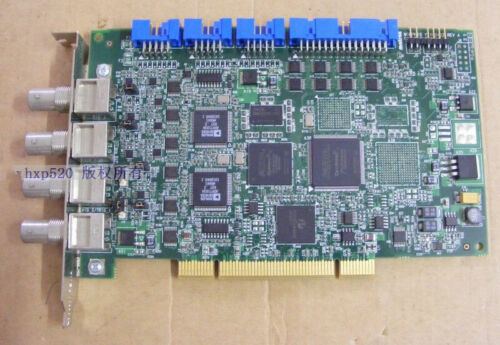 2VD Image Acquisition Card MATROX Morphis Y7142/_03 MOR