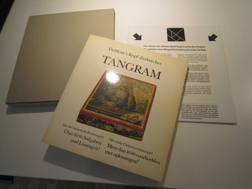 Puslespil, Tangram