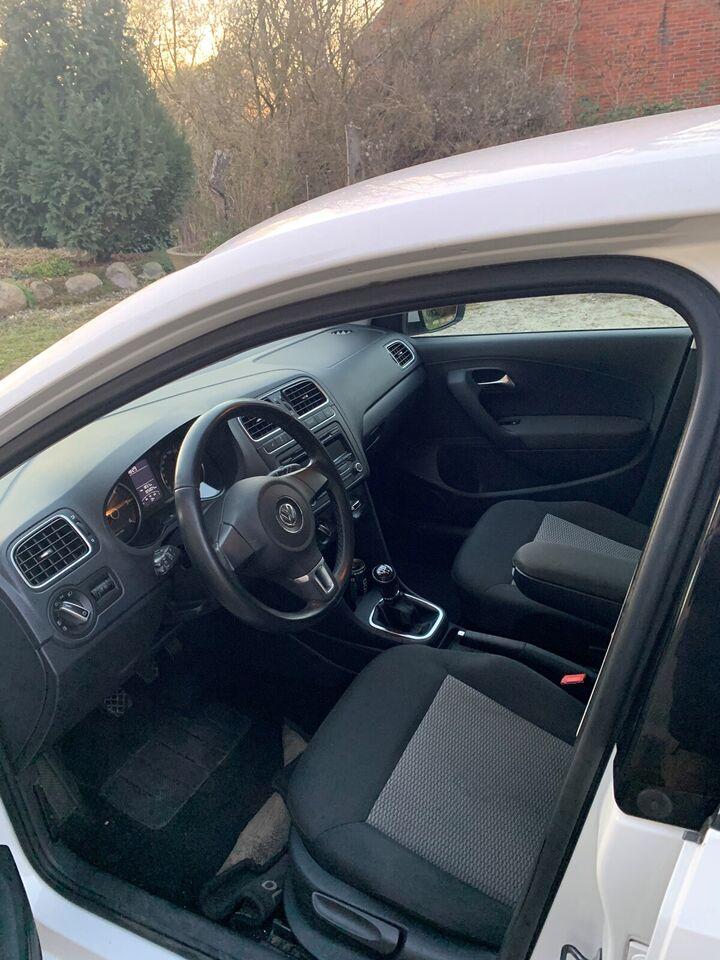 VW Polo, 1,2 TDi 75 Trendline, Diesel
