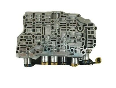 7Pcs Aluminium Alloy ABS Transmission Solenoid Valve Set Fit for Escape//Fusion 6F35 Transmission Solenoid