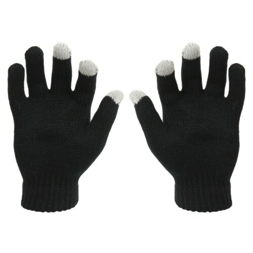 Ladies Childrens Warm Touch Screen Smart Phone Magic Full Finger Gloves