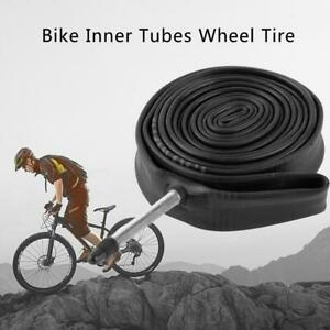 18C-23C-25C-32C-700X-Presta-Valve-Road-Bicycle-Cycling-Inner-Tubes-Wheel-Tire-BE