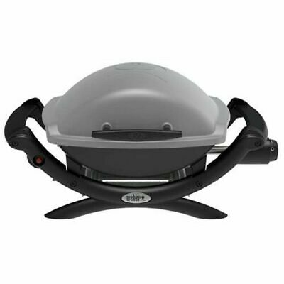 Weber Q200 Portable Propane Gas Grill Model 396002 For Sale Online Ebay
