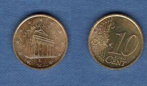 Saint Marin 2004 10 Centimes D'Euro SUP SPL 70 000 exemplaires
