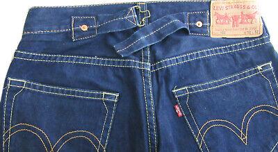 Inteligente Vintage Jeans Levi's 528 Gamba Dritta Cerniera Blu (patch W32 L32) W 32 L 29 Uk 14-mostra Il Titolo Originale