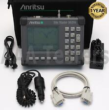 Anritsu Sitemaster S820a 33 To 20 Ghz Cable Amp Antenna Analyzer Site Master S820