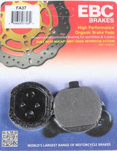 Kawasaki KZ1000B//K LTD,KZ750B 2cyl,KZ650C Custom,KZ900B LTD EBC BRAKE PADS Fits