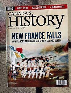 Canada-039-s-History-Magazine-August-September-2015-New-France-Falls-Devilfish