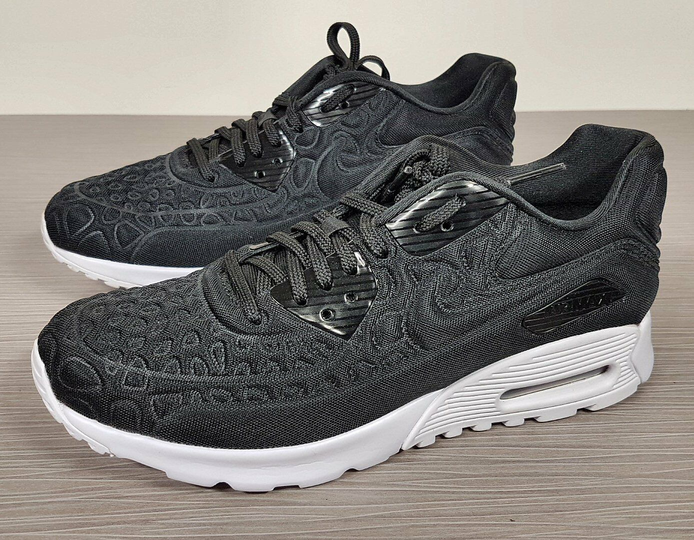 new concept 97303 39117 ... Nike  Air Max 1 Ultra Plush  Plush  Plush  Sneaker 844882-001 ...