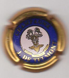 capsule-champagne-J-DE-TELMONT-cercle-bleue-et-contour-or
