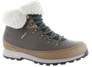Hi-Tec Womens Kono Espresso Leather I Walking Hiking Boot