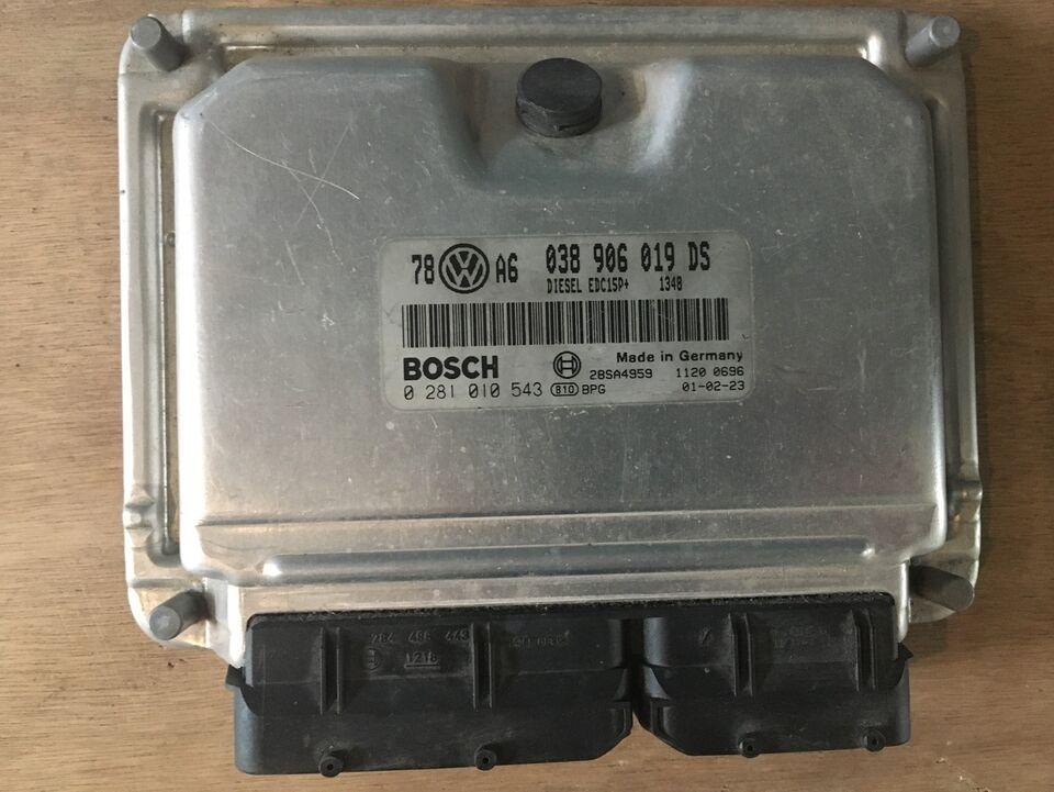 Elektriske Dele, Styreboks (motor), VW VW Passat (3BG) 1,9