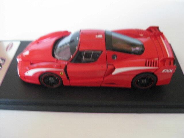 Kyosho Ferrari FXX Evoluzione rouge 1 43 Nouveau dans neuf dans sa boîte 04211r omgivet by M.