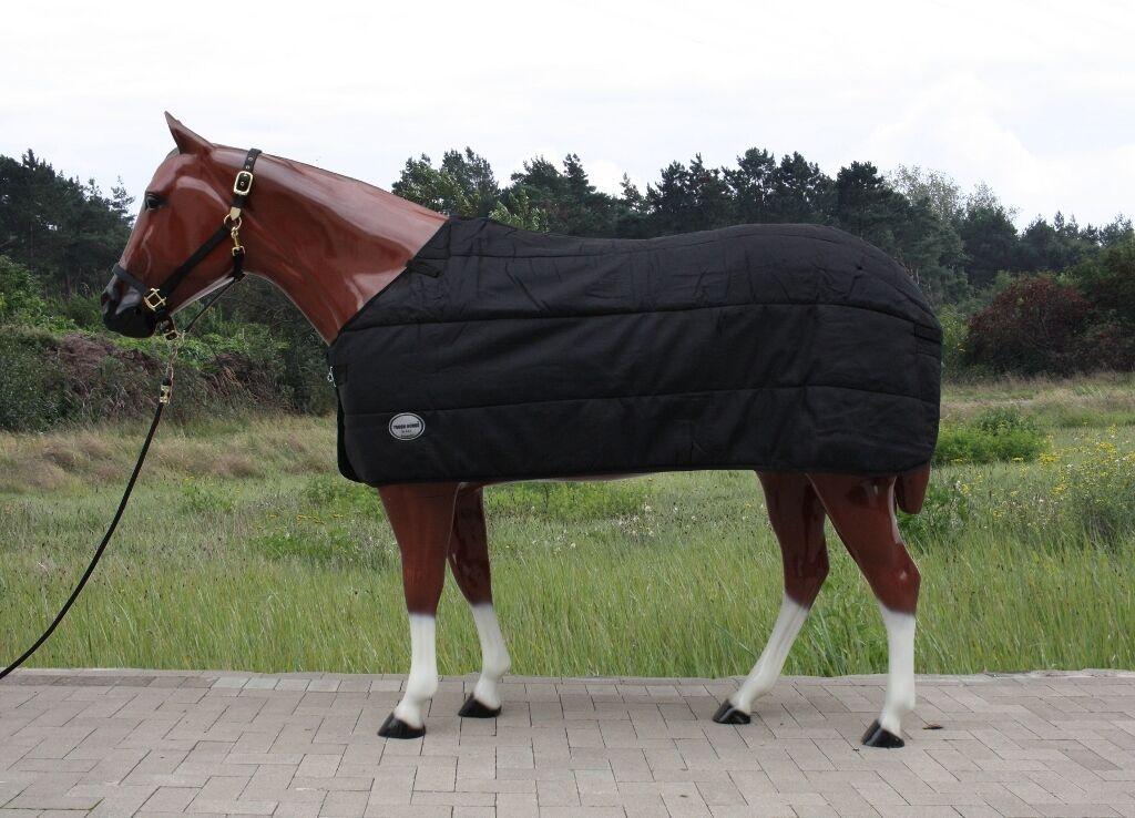 Tough Horse sotto coperta in diversi spessori spessori spessori 100-500g in 125,135,145,155 cavallo 57ef35