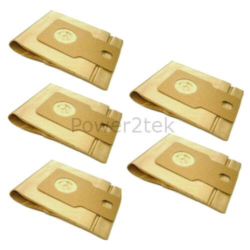 5 x u-2e u20ab Hoover Sacchetti Per Panasonic mce458 mc-e458 mce46 UK STOCK u20e