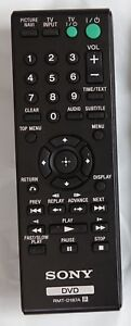 Genuine-Sony-RMT-D187A-NEW-DVD-Remote-Control-DVP-NS611HP-NS710-SR101B-SR200-e