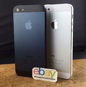 Apple-iPhone-5-16GB-32GB-64GB-Black-White-Unlocked-AT-amp-T-T-Mobile-Sprint