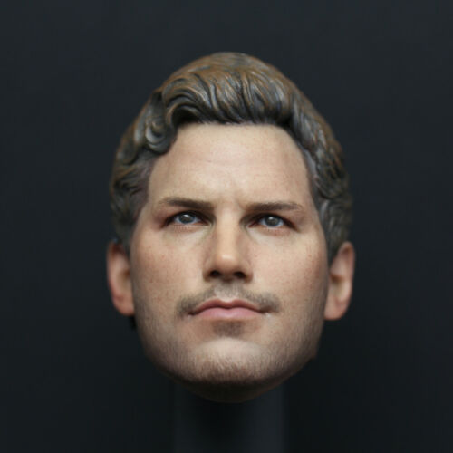 1//6 Star-Lord Chris Pratt Head Guardians of the Galaxy HOT TOYS PHICEN ❶ USA ❶