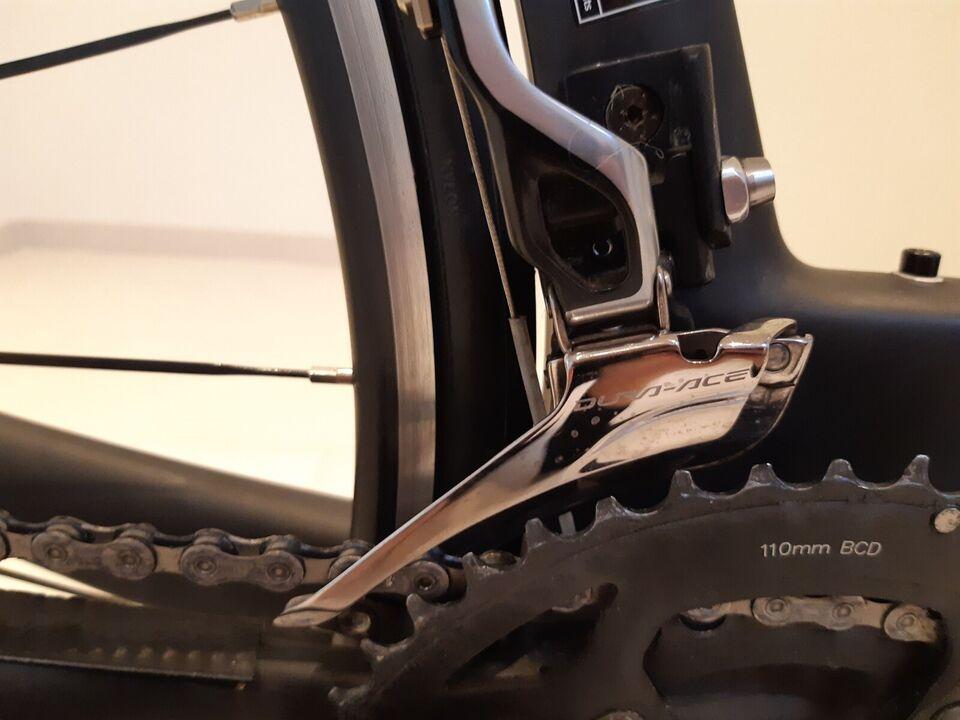 Triatloncykel, Cervélo P3, 51 cm stel