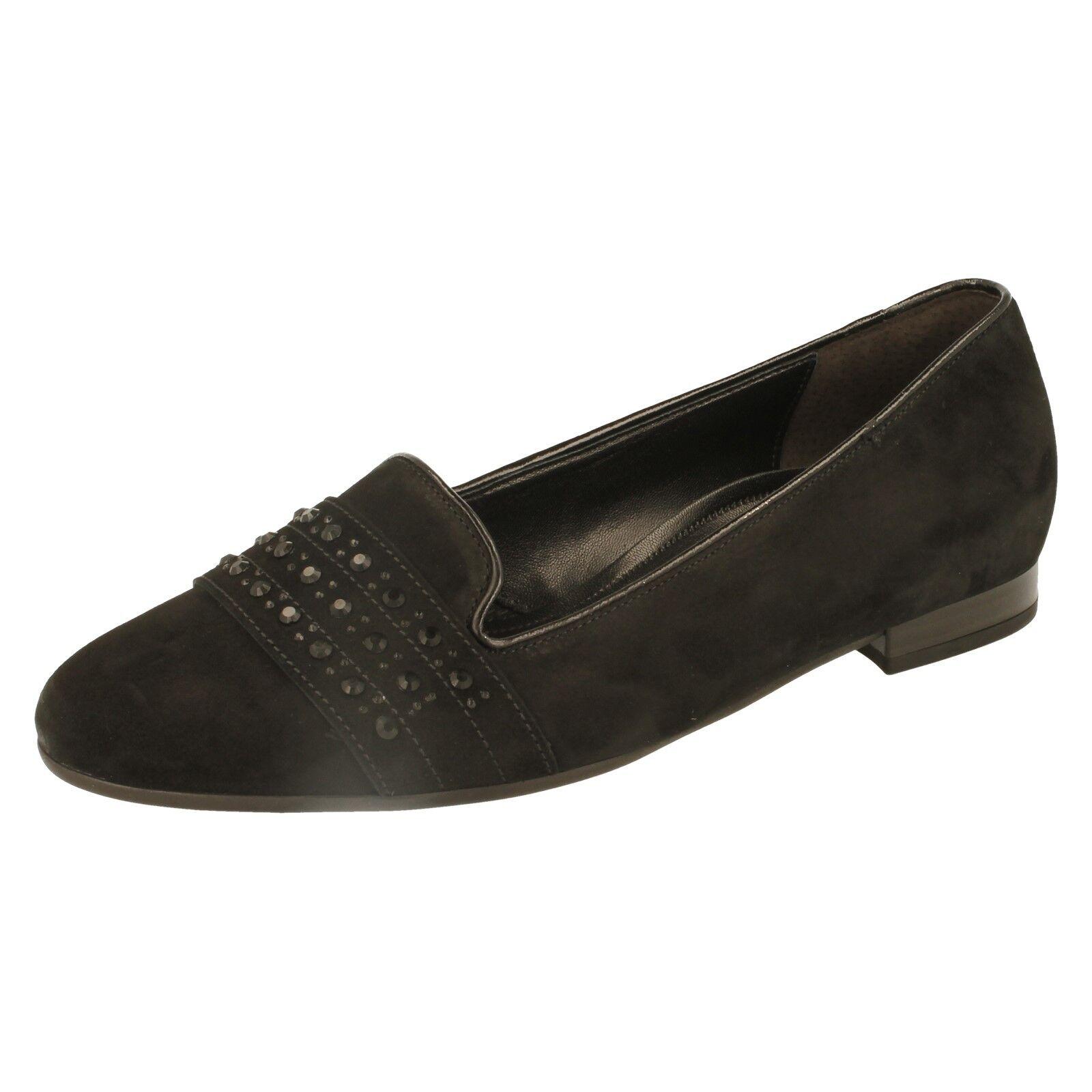 Señoras Gabor Ballet Zapatos sin Taco Taco Taco Sin - 32.613  grandes ahorros