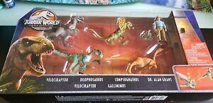 Jurassic World 2 Collection Legacy Collection Legacy de Fallen Kingdom, cible exclusive Mattel