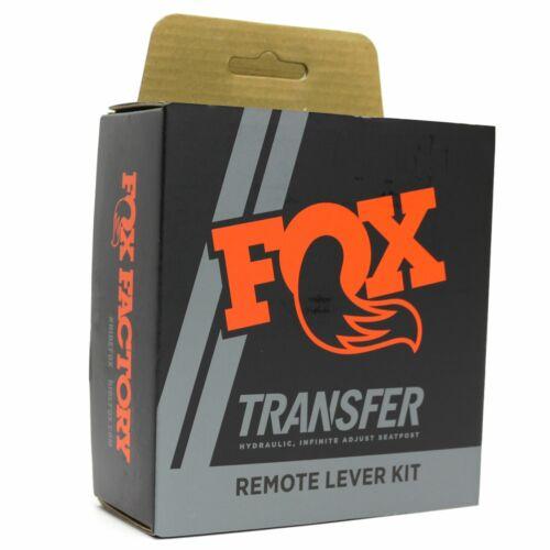 22.2mm Clamp /& I-Spec EV Mount Included 1x Left Fox Shox Transfer Remote Lever