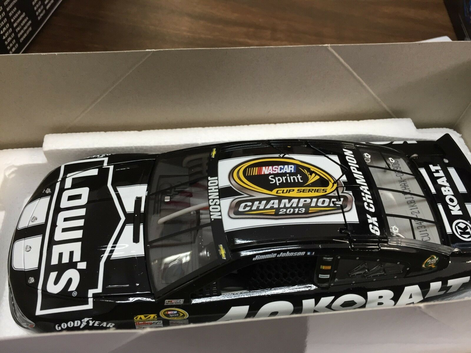 1 24 24 24 ACTION Jimmie Johnson Kobalt Tools 2013 Champion 1 of 1320 '13 SS 772a8e