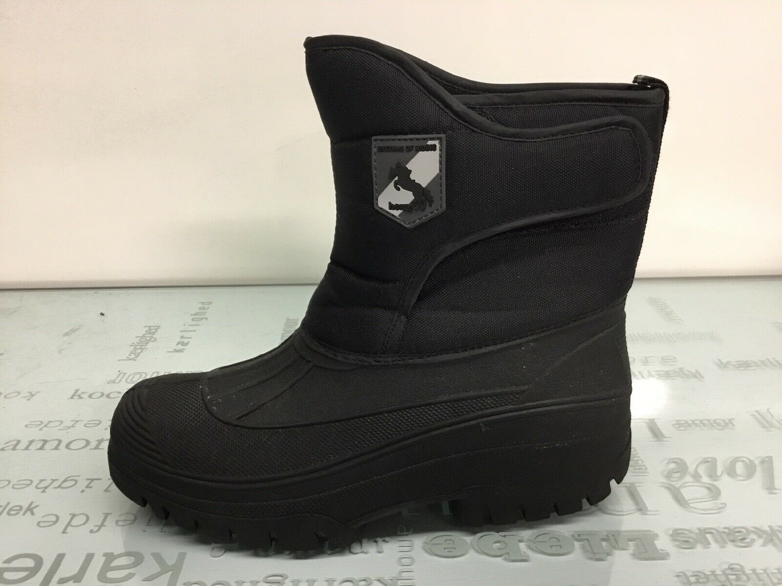 Horze Equestrian Stall Boots Size 8.5(39).* - image 4