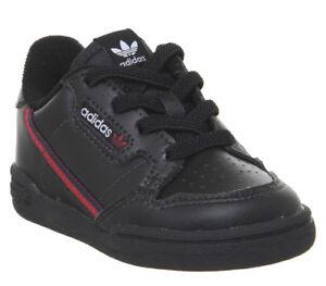 watch 8a095 08338 Caricamento dell immagine in corso Bambini-Adidas-80S-CONTINENTAL -Neonato-Scarpe-da-ginnastica-