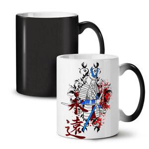 Art Fantasy Katana NEW Colour Changing Tea Coffee Mug 11 oz | Wellcoda