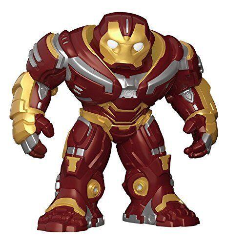 Funko Pop Avengers Infinity Guerra 26898 Marvel Hulkbuster 6 Figura