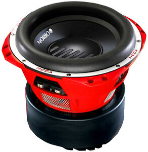 orion hcca154 15 subwoofer 4000 watt dual 4 ohm voice coil hcca 154 ebay. Black Bedroom Furniture Sets. Home Design Ideas