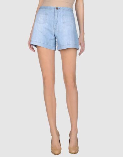 18e taille jeans de amendement Short Cullotte haute Davis fabriqu zqpwY